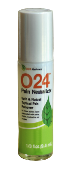 O24™ Pain Neutralizer 0.3oz Roll-on